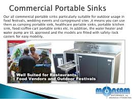 Portable Camping Sink Kitchen by Modern Kitchen Sinks Medical Sink Cabinet Camping Portable Shampo U2026