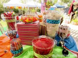 Circus Candy Buffet Ideas by Carnival Theme Or Circus Theme Party Diy Inspired