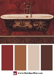 Bathroom Color Scheme by Best 25 Bathroom Colors Brown Ideas On Pinterest Bathroom Color