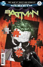 batman 25 the war of jokes u0026 riddles part one issue