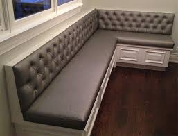 Corner Bench With Storage Interesting Corner Bench Seating With Storage For House Indoor