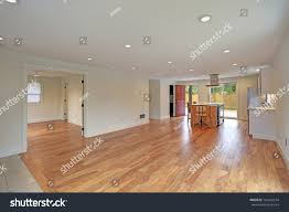 open floor plan interior features newly stock photo 701262574