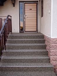 steinteppich verlegen treppe natursteinteppich treppen pflegeleicht widerstandsfähig und