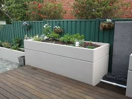 raised garden beds water tank stunning
