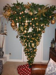 what is an upside down christmas tree interior design ideas
