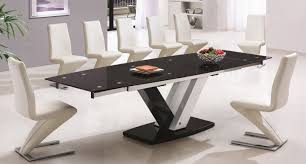 Square Glass Dining Tables Home Design Dining 8 Seater Square Table Small For 6 With 89
