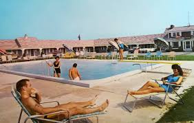 late 60 u0027s postcard from craigville motel cape cod and is he on a