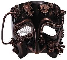 spirit halloween gas mask steampunk costumes for men and women victorian steampunk