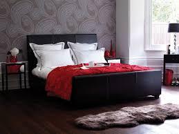 top feature walls on bedroom with dark blue bedroom feature walls