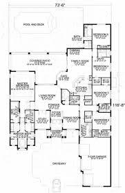 one floor house plans best floorplans images on pinterest