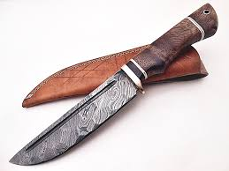 Hand Forged Kitchen Knives Online Selling Damascus Knives Shop With Unique Designs
