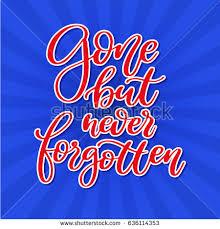 memorial day vector hand lettering american stock vector 635872553