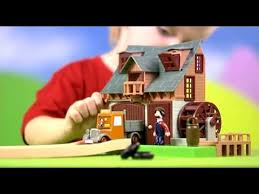 postman pat toys commercial tv