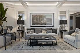 luxury living room living room by yodezeen