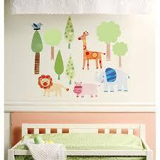 stickers repositionnables chambre bébé stickers repositionnables chambre bébé stickoo