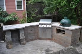 install outdoor kitchen with fireplace 2344 hostelgarden net