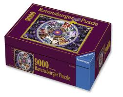 amazon com ravensburger astrology 9000 piece puzzle