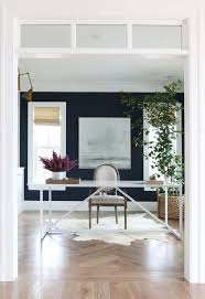 Navy Accent Wall by 329 Best Office Ideas Images On Pinterest Office Spaces Home