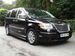 used chrysler grand voyager 2009 for sale motors co uk