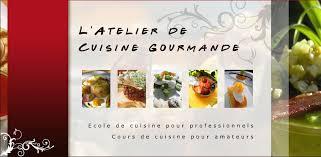 cours de cuisine tarn l atelier de cuisine gourmande présentation