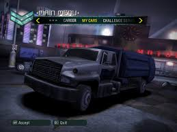 nissan skyline nfs carbon garbage truck need for speed wiki fandom powered by wikia