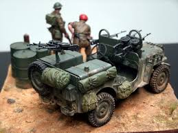 desert military jeep spruepub forum topic dioramas