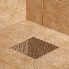 werner square shower drain bathroom werner square shower drain 8