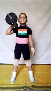karnam malleswari fancy dress sports personality tisya
