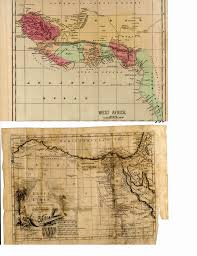 Map Of Egypt And Africa by Color Map Aegyptus Antiqua C Late 1600 U0027s U20131700 U0027s 15 X 20 5
