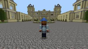 wayne manor minecraft blueprints images