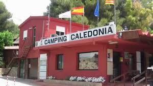camping caledonia en tamarit tarragona fotos youtube