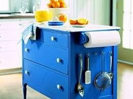 Repurposed Dresser Kitchen Island - cheap kitchen island ideas with re purposing furniture homesfeed