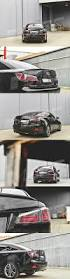 jdm lexus is250 black 3d red stripe full led tail lights for lexus isf is250 is350