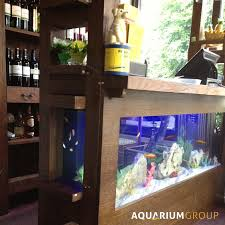 Fish Tank Desk by Aquarium Bar Counter Google Search Brico Pinterest Bar