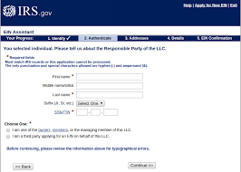 how to get a wyoming based ein number for free with the irs