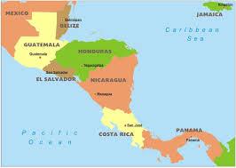 america map honduras migration policy in ireland central american frontiers honduras