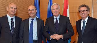 chambre de commerce europ馥nne le commissaire européen michel barnier mise sur la coopération