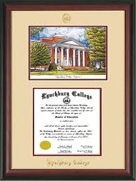 a m diploma frame lynchburg college diploma frames custom lychburg graduation