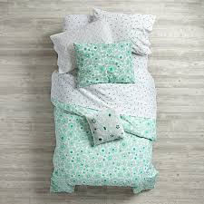 Land Of Nod Girls Bedding by Go Lightly Mint Girls Bedding The Land Of Nod