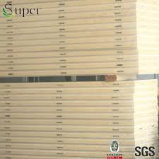 chambre froide isolation chambre froide isolation en polyuréthane panneau avec tôle d