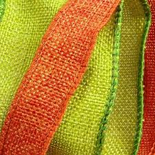wholesale burlap ribbon 6 inch burlap ribbon wholesale colored jute burlap ribbon 1