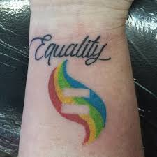 best 25 pride tattoos ideas on pinterest tattoo lgbt
