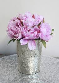 faux peonies lavender peony bouquet faux wedding flowers afloral