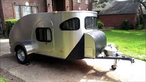 Teardrop Trailer Plans Free by 2012 Campinn 560 Ultra Teardrop Trailer Youtube