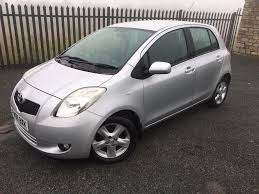 Yaris Toyota 2006 2006 06 Toyota Yaris 1 3 T Spirit 5 Door Hatchback Only 1