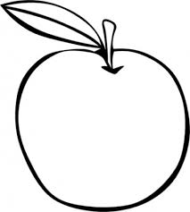 vegetables black and white fruit black and white fruit clipart