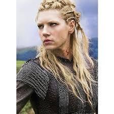 lagatha lothbrok hairstyle vikings polyvore