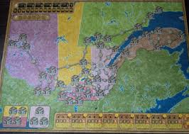 Quebec Map Power Grid U2013 Board And Game