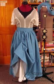 Belle Halloween Costume Blue Dress Belle Blue Dress Bing Images Megacon