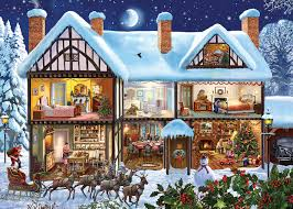 gibsons midnight delivery 1000 piece jigsaw puzzle available